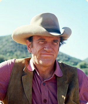 Norwegian American James Arness, an iconic figure in American television ('Gunsmoke').