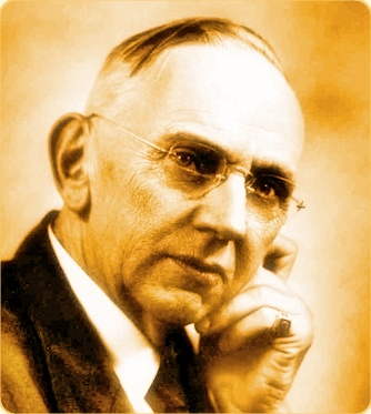 Edgar Cayce thinking