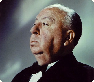 Alfred Hitchcock quotes and anecdotes. Source of picture: Wiki Didactic