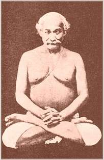 Lahiri Mahasaya. Photo slightly modified
